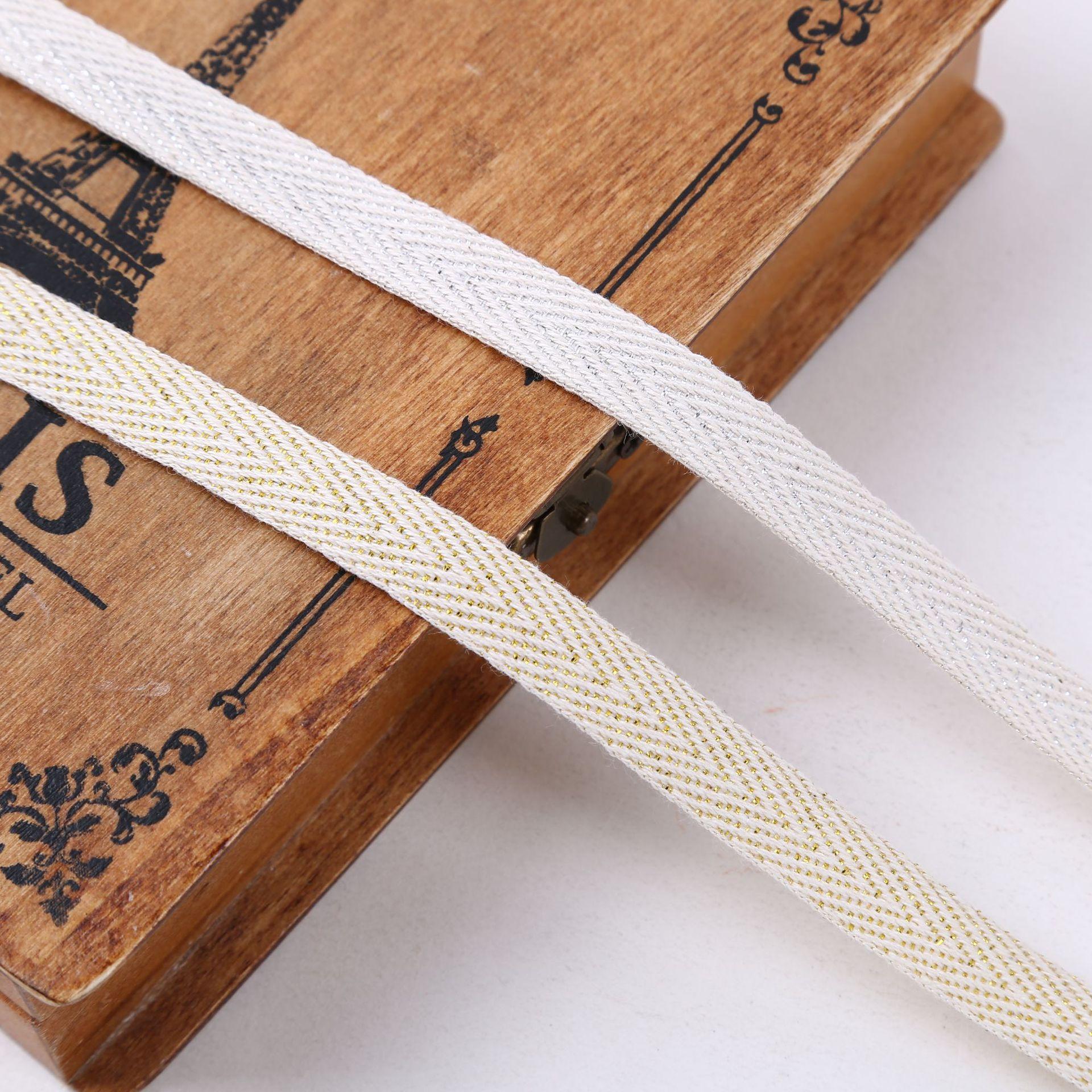 YICHAOREN đai , dây , chỉ Vàng và bạc chủ đề xương cá vành đai bông mềm bé bên vành đai quần áo phụ