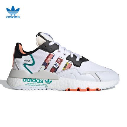 Adidas thị trường giày nam Trang web chính thức của Adidas Adidas chính thức ủy quyền clover 20 mùa