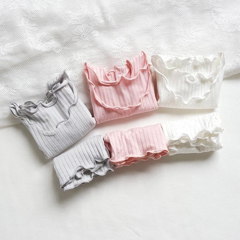 MIMINI Đồ ngủ trẻ em ST6517 Thời trang mặc nhà cho bé gái mùa hè 2020 Sản phẩm mới Bộ đồ giữ lạnh bằ