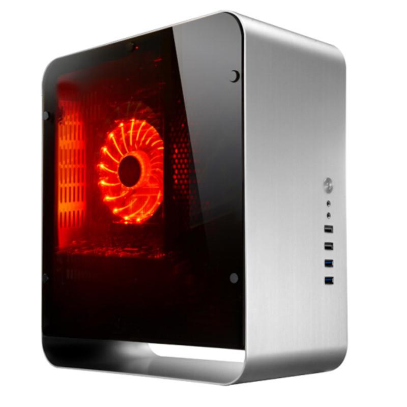 Jonsbo umx1 cộng itx máy tính màn hình nền HTPC game cool trong hộp nhỏ