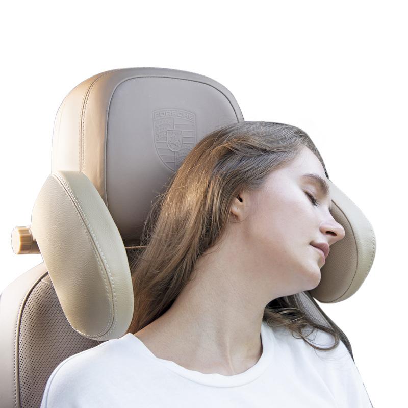 Gối tựa đầu bảo vệ cho người ngồi trước dành cho xe ô tô