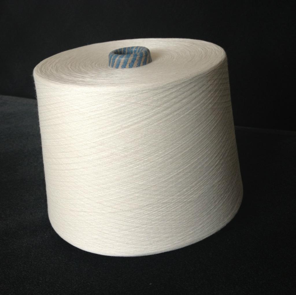 Sợi gai Sợi polyester pha trộn sợi gai dầu Polyester 80/20 16S