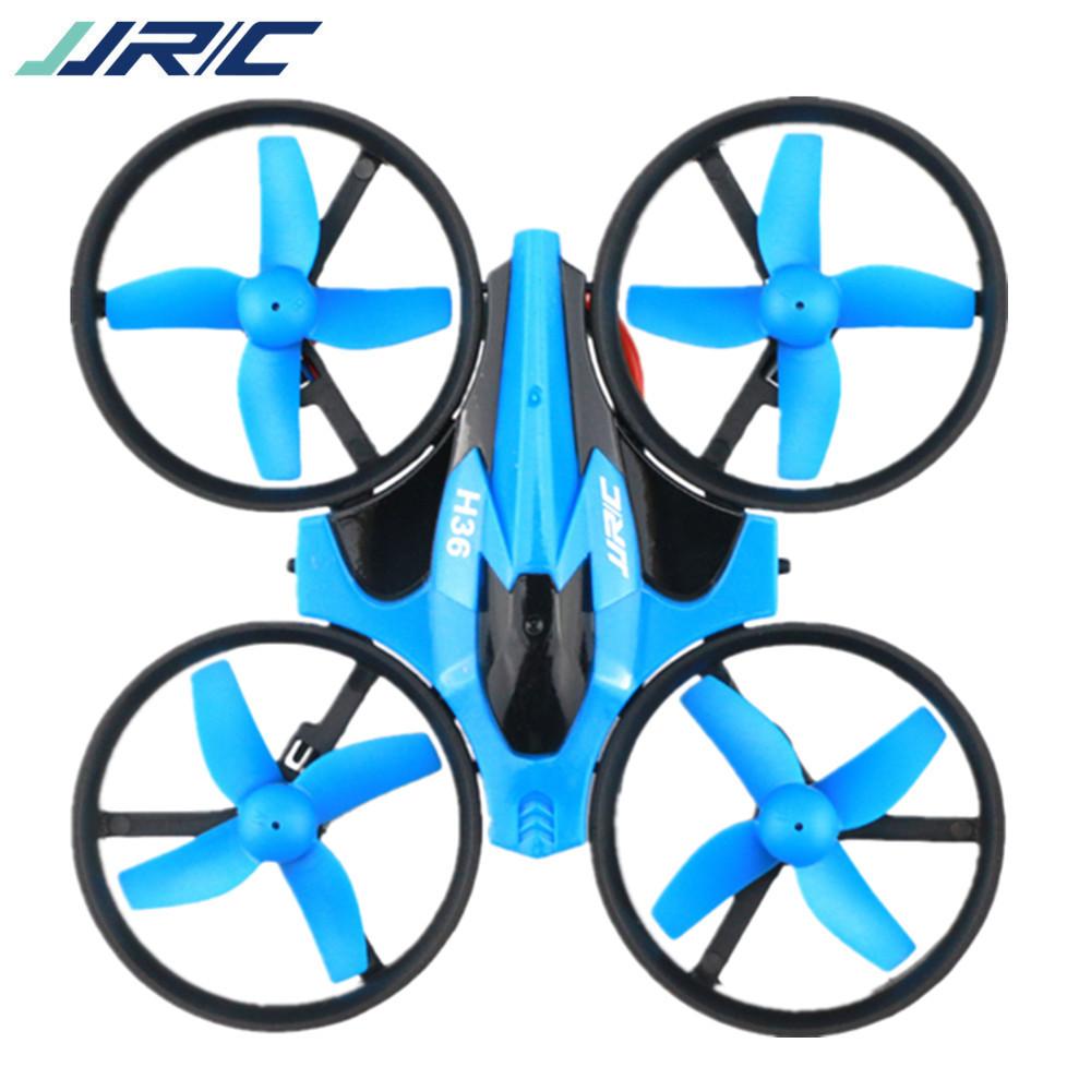 JJRC Flycam Máy bay không người lái mini máy bay không người lái JJrc H36 quad quad máy bay điều khi
