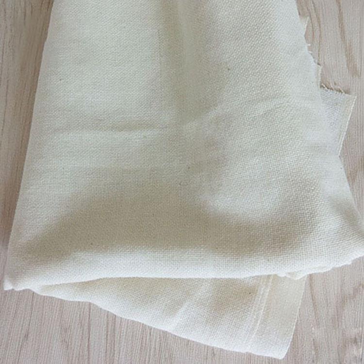 Vải Cotton mộc Mianpu lược đậu phụ vải Tianyao đồng bằng dệt vải màu xám vải đậu nhà máy bán hàng tr