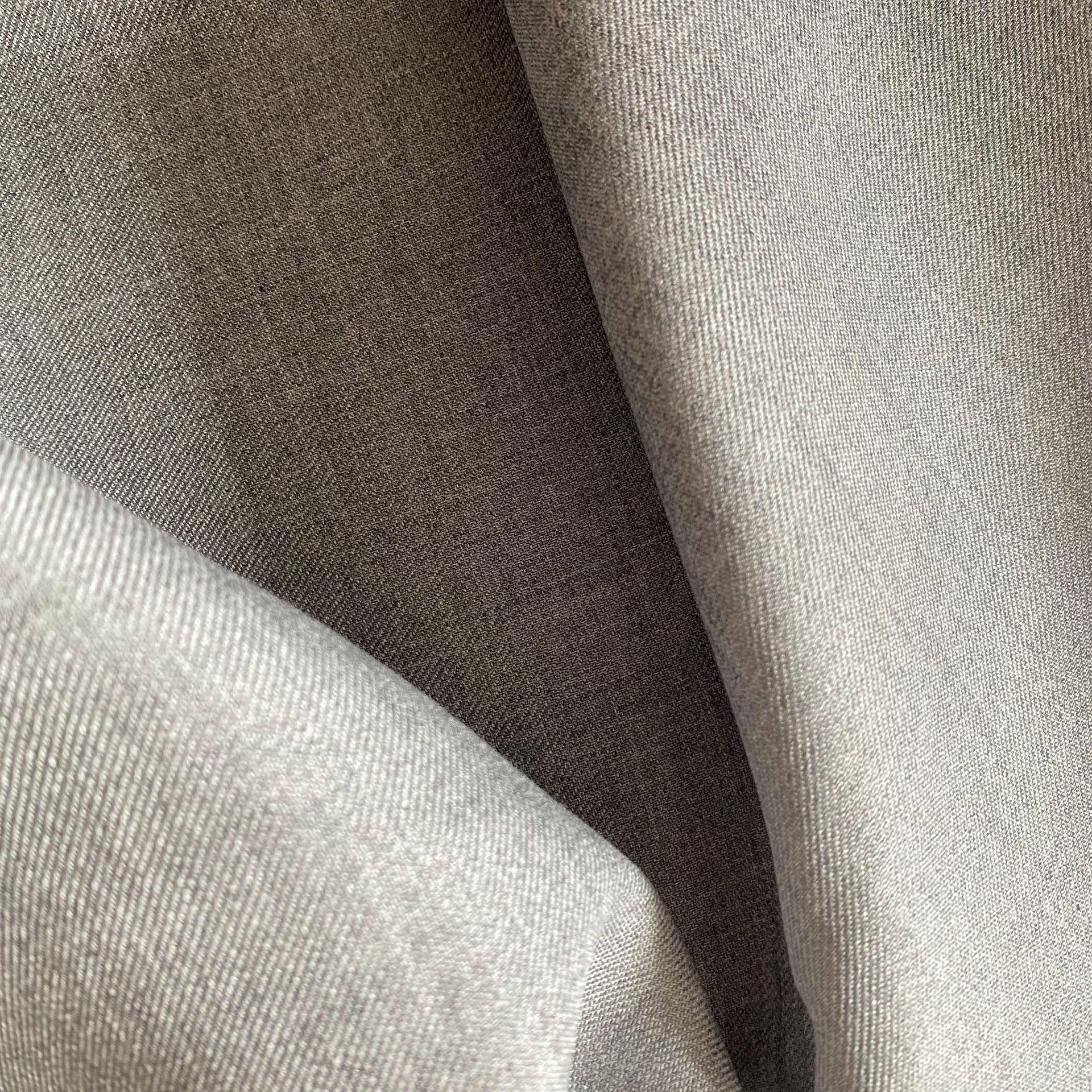 Vải mộc pha Nhà máy bán trực tiếp bông rayon đan xen sản phẩm mới / nhà sản xuất vải xám / rayon 30x