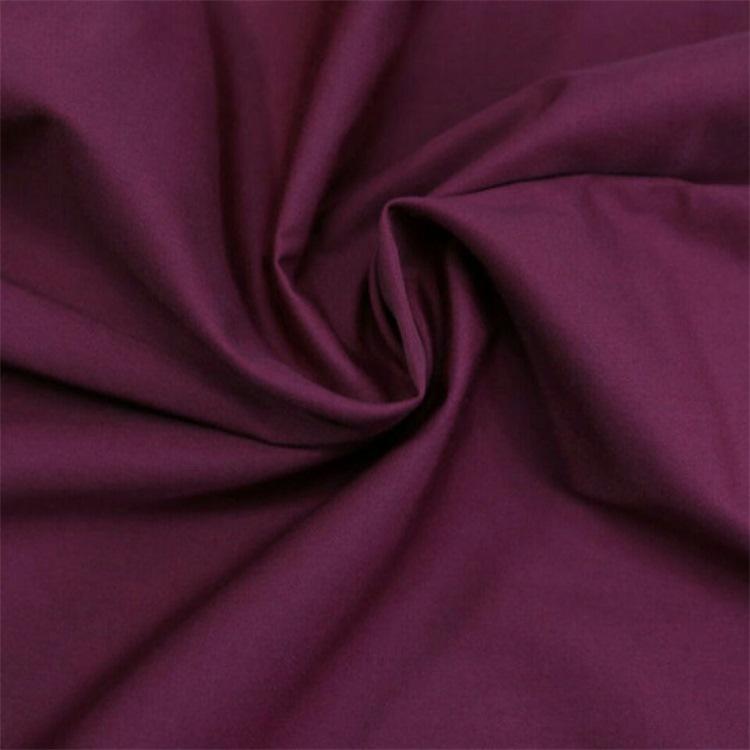 Vải mộc pha Chất lượng cao polyester-cotton màu xám vải polyester-cotton pha trộn polyester nguyên c