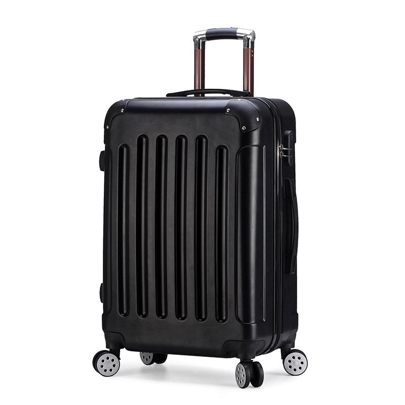 VaLi hành lý Trường hợp xe đẩy tùy chỉnh bán buôn bánh xe phổ quát 202428 inch vali hành lý trường h