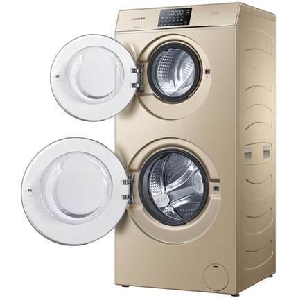 Máy giặt Tử Xà Tử tần số nhiều- xử tử hoàn chỉnh bộ giặt tự động của Hội Song Tử quần áo giặt và phơ