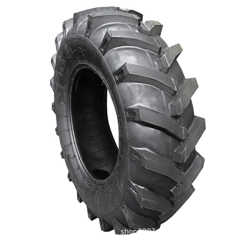 YASHENG Cao su(lốp xe tải) Nông nghiệp máy kéo lốp xe xương cá 12,4 13,6 14,9 16,9-24 26 28 30 32 34