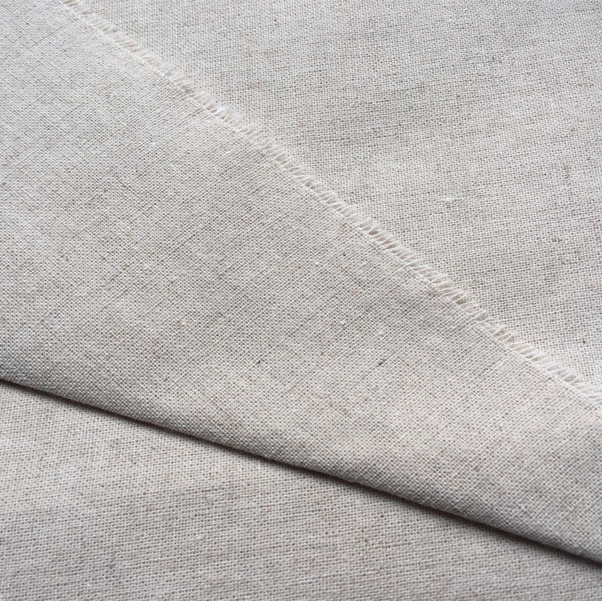 HAODU Vải Hemp mộc Màu gốc gai dầu vải gai dầu màu tự nhiên gai dầu vải vải cát phát hành bao bì sơn