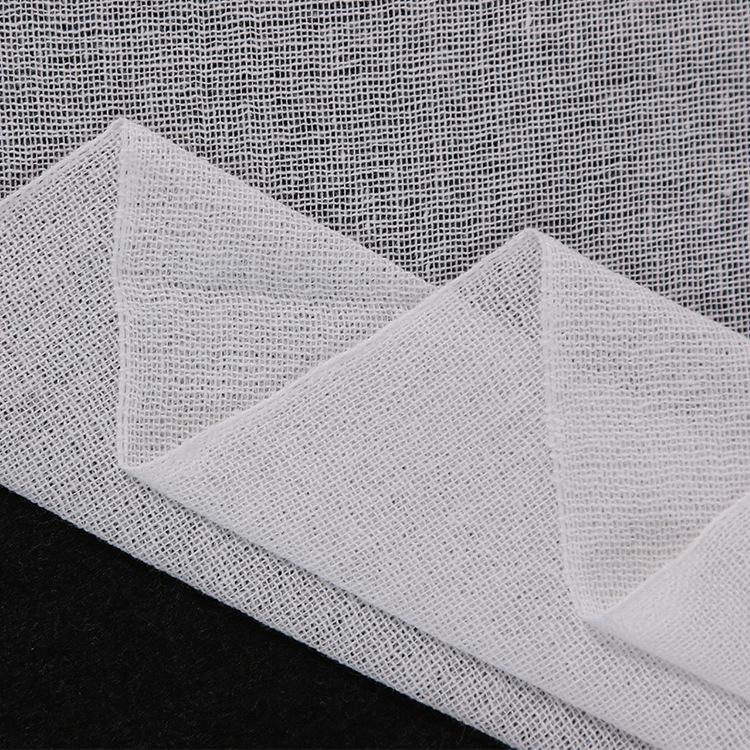 OUDA Vải Cotton mộc Vải bông gạc cuộn bông gạc cuộn có thể được cắt và tùy chỉnh
