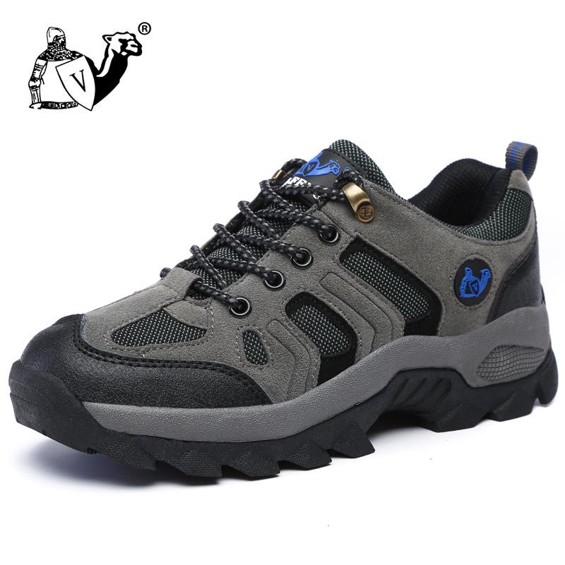 Giày thể thao đi bộ dã ngoại chống mài mòn dành cho nam