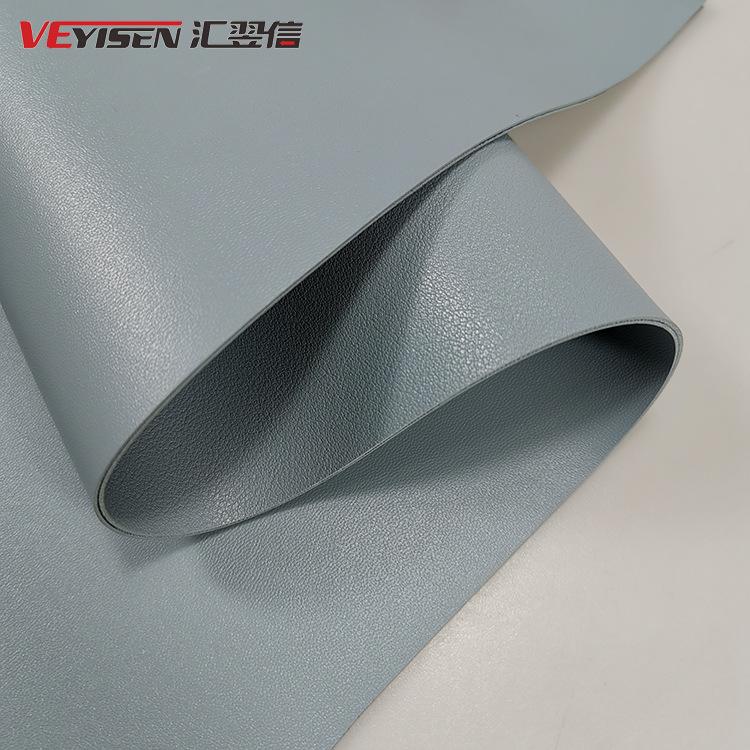 HUIYIXIN da Nhà máy trực tiếp PVC hai mặt da túi nappa vải Thực phẩm phương Tây chống vảy cách nhiệt