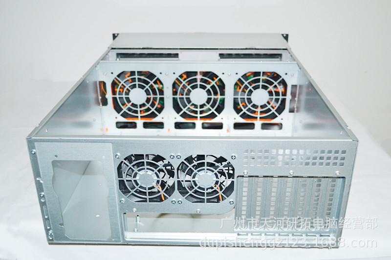 4U 16- Cái khung cắm nóng tự động 4U kiểu bộ phục vụ truyền nóng máy phục vụ truyền tải chứa nhiều đ