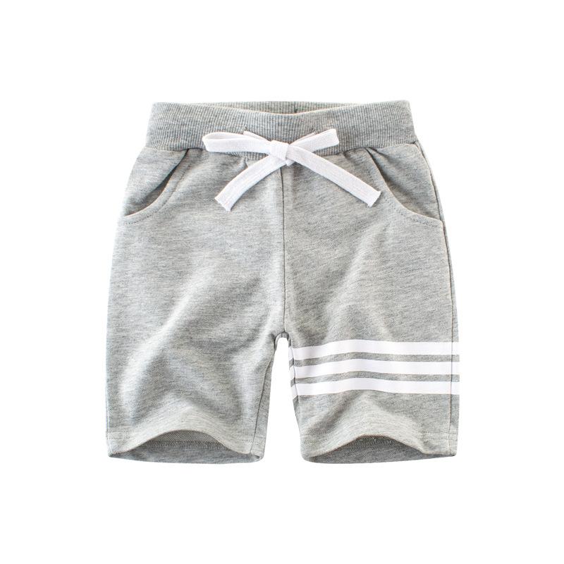 27KIDS Quần trẻ em 2020 quần áo trẻ em mùa hè quần bé mới bán buôn quần giữa bé trai quần năm điểm