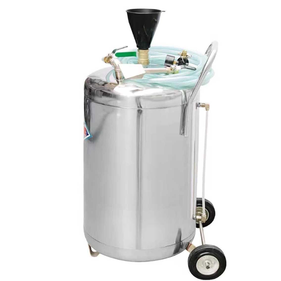 Máy giặt xe bọc thép không rỉ 304 Thiết bị giặt xe đặc biệt