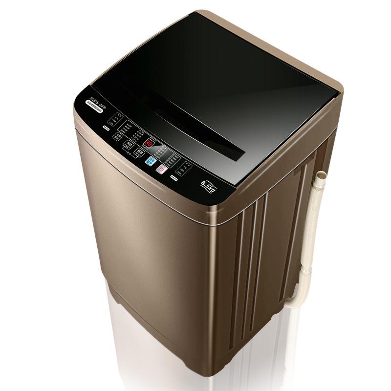 Máy giặt hoàn toàn tự động 7.5kg cho thuê nhà công suất lớn cho thuê bánh xe sóng nhỏ.