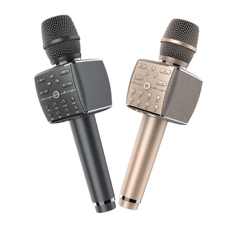 Micro karaoke Bluetooth không dây .