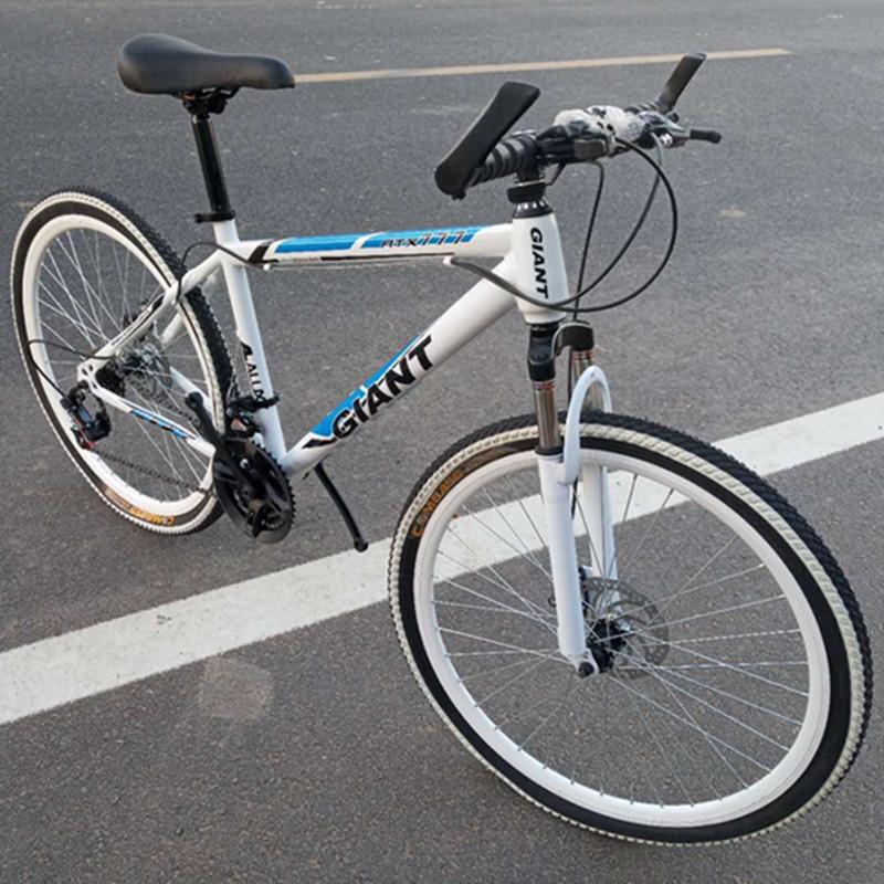 LUXUEXe đạp leo núi Mountain Bike Biến tốc độ xe đạp dành cho người lớn Mountain Bike City Bike
