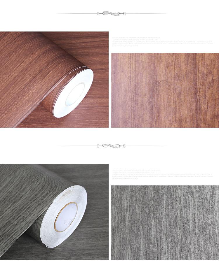 Sản phẩm cho nhà s ản xuất dán tường dày chống nước, đồ trang trí phòng ngủ đơn giản, tường nền tự d