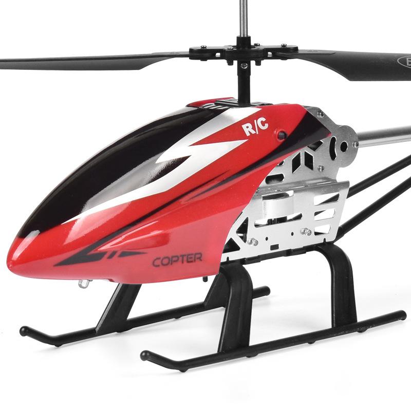 HENGDAYUAN Máy bay điều khiển từ xa Điều khiển từ xa máy bay trực thăng thông minh thiết lập chiều c