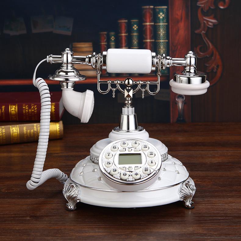 MEIYUNSHENG Điện thoại kiểu châu Âu khách sạn hiện đại điện thoại ngoại thương điện thoại tùy chỉnh