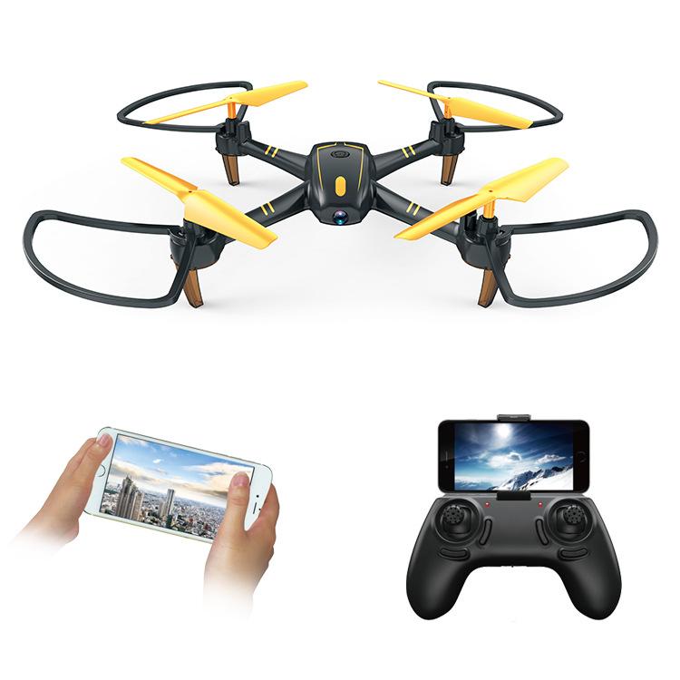 Máy bay không người lái Drone trên không nhiếp ảnh wifi truyền hình ảnh thời gian thực điều khiển từ