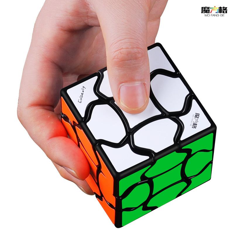 Qiyi Đồ chơi sáng tạo cánh hoa thứ ba khối Rubik mịn màng Giáo dục sớm thứ ba vui vẻ sáng tạo đồ chơ