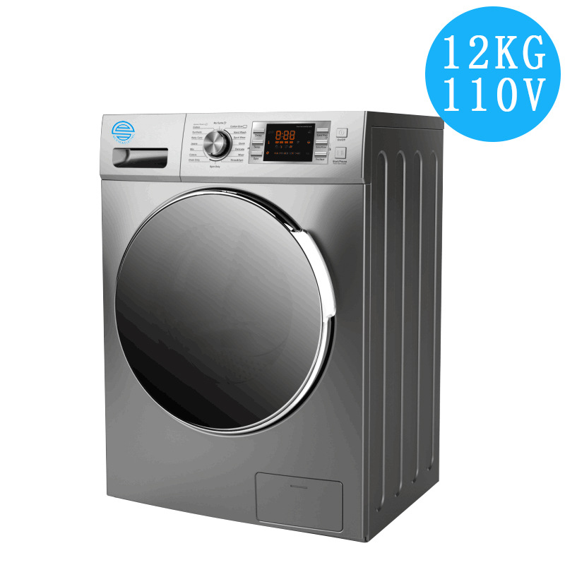 NICESEAELECTRIC Máy giặt 110 V volt ngoại thương xuất khẩu tàu tùy chỉnh trống 12KG máy giặt trước m