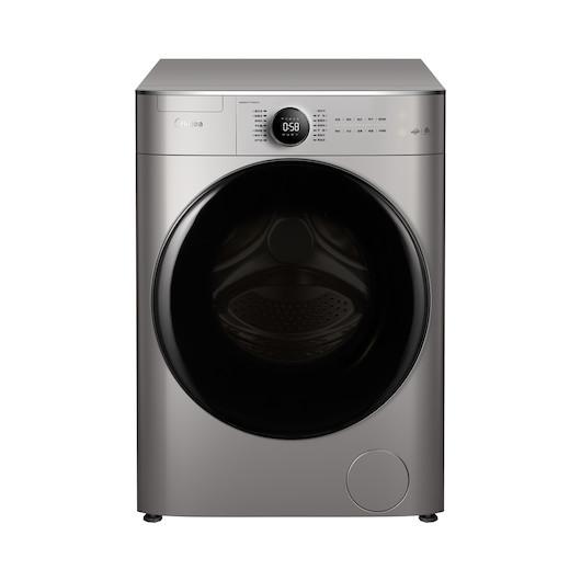 Midea Máy giặt Midea 10kg KG tích hợp trống tự động gia đình trực tiếp trống MD100VT717WDY5