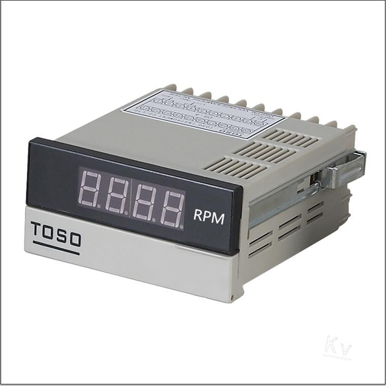 Máy đo tốc độ kỹ thuật số với đầu ra phản hồi truyền 4-20mA