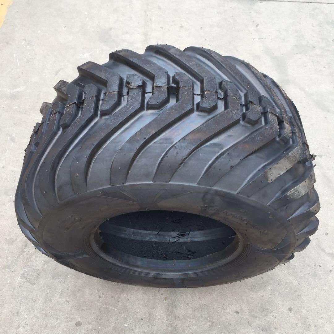 JINBAO Cao su(lốp xe tải) Lốp xe máy nông nghiệp 400 / 60-15.5 có thể được tùy chỉnh lắp đặt bánh xe