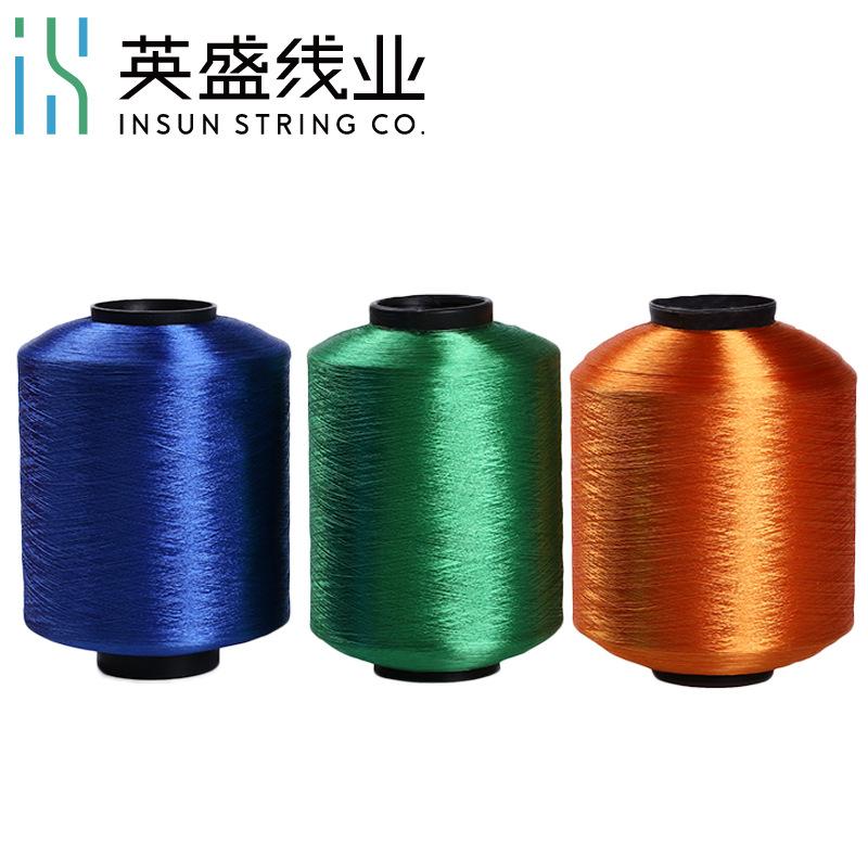 YINGSHENG Sợi dệt 150 tam giác polyester nguyên chất sáng bóng lụa jacquard đai sáng quần quần phụ k