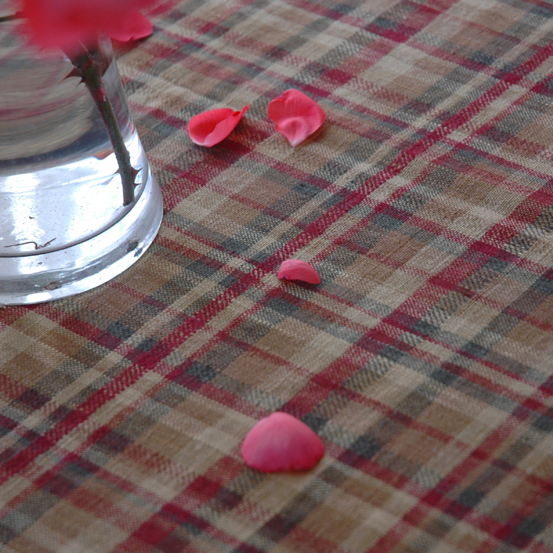 Vải Linen, cotton và lanh. Khăn trải bàn, phục vụ cho lụa Châu Âu và Mỹ, kiểu Anh, bọc vải, phục tùn