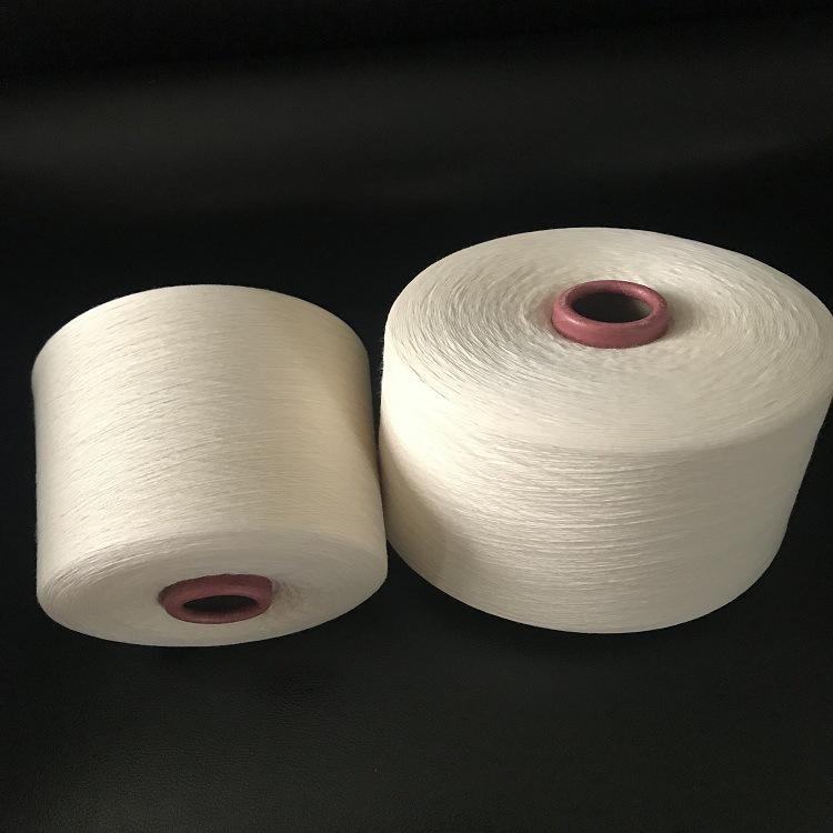 Sợi pha , sợi tổng hợp Sợi bông acrylic 21 đếm 30 đếm A40 / C60 Sợi bông pha trộn 20 sợi 32 đếm / 2