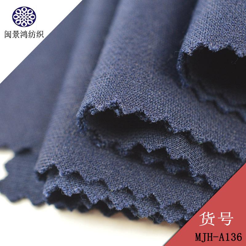 Sản xuất trực tiếp bán loại vải len loại polyester loại cao cấp