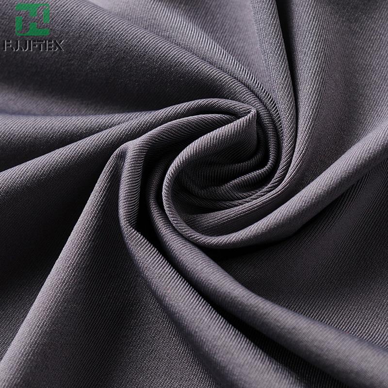 JINGFENG Vải dệt may Spot 40D Jin ammonia độ đàn hồi cao bán bóng mờ hai mặt vải Lulu cùng một đoạn