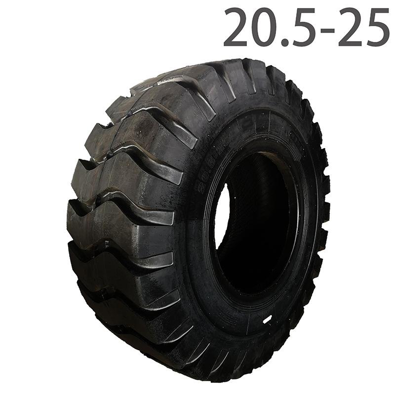 LEIHU Cao su(lốp xe tải) 20.5-25 E3 Tùy chỉnh lốp xe máy xây dựng lốp xe bán buôn lốp nhà sản xuất l