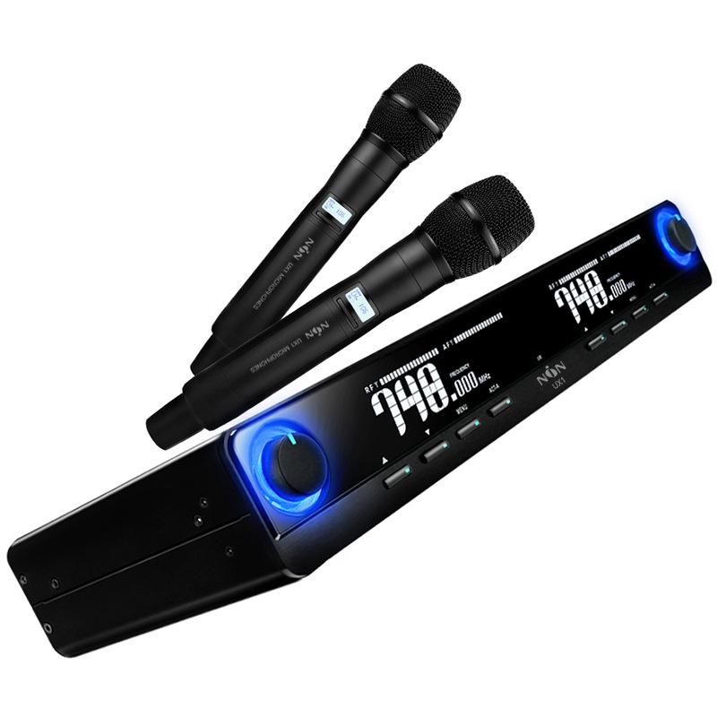 Bộ karaoke Micrô không dây Jinzheng UX1 .