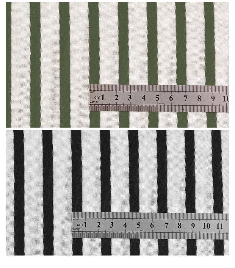 Vải s ợi sợi sợi sợi sợi sợi sợi sợi mi sọc sọc cây cỏ mùa hè... kiểu của nam tây nam bán hàng trực
