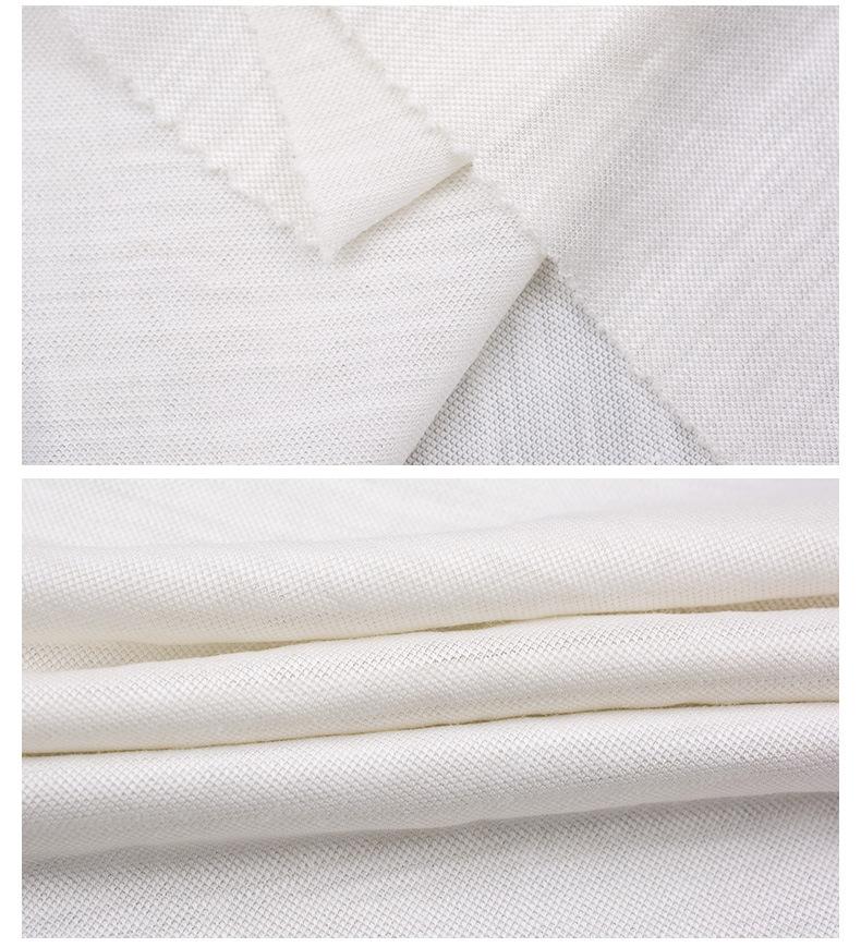 Vải s ợi sợi sợi vải sợi sợi sợi sợi tơ đặc màu đặc phân sợi sợi sợi sợi cỏ mùa hè áo ngắn của phụ n
