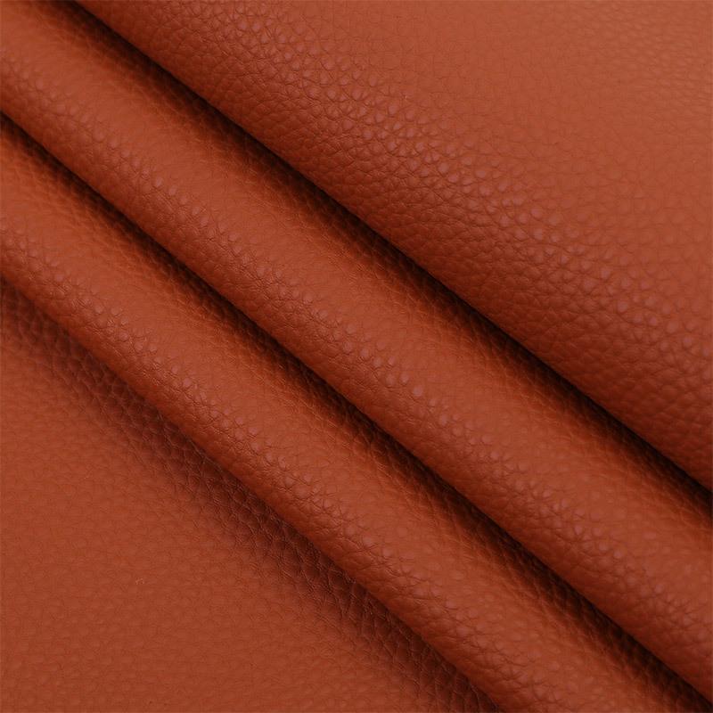 TENGSU Vật liệu da Bán trực tiếp vải thiều dệt túi da sofa túi mềm túi xe ghế da nhân tạo PVC trang