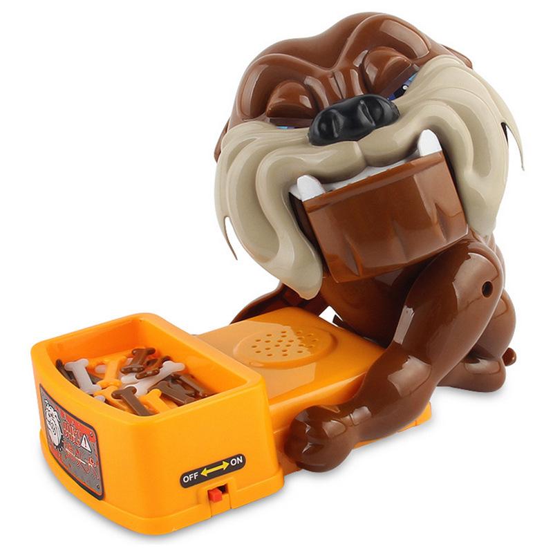 Chengke toys Đồ chơi sáng tạo Trò chơi con chó độc ác tỉ mỉ trò chơi cha mẹ con cắn hổ con chó sáng