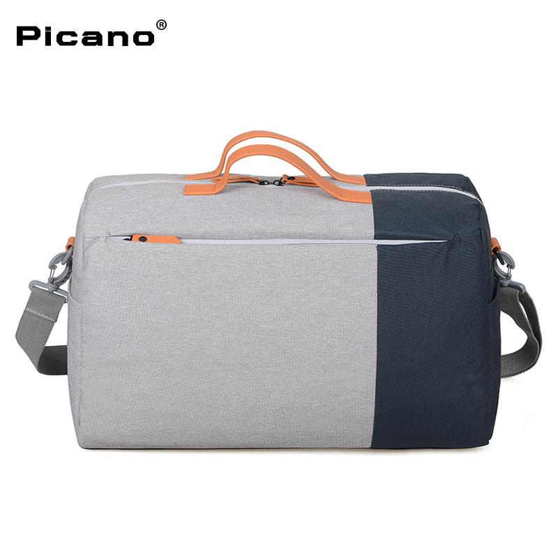 Picano Túi xách du lịch Túi du lịch Picano theo đường chéo xách tay công suất lớn túi du lịch ngoài