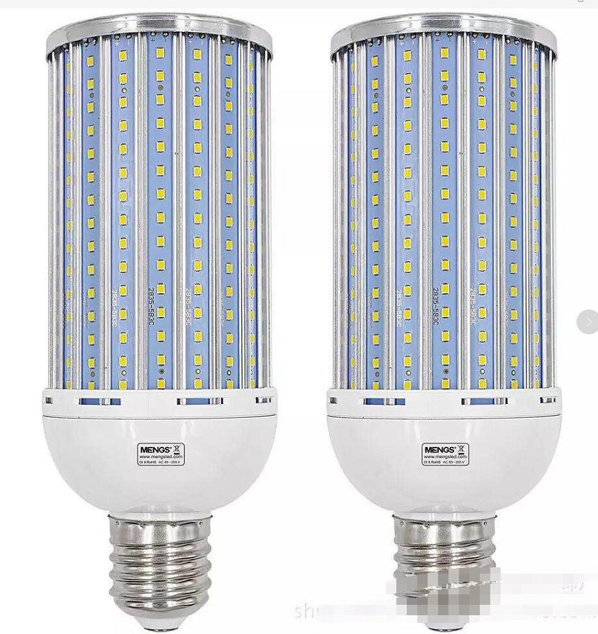 Đèn LED ngô nhôm