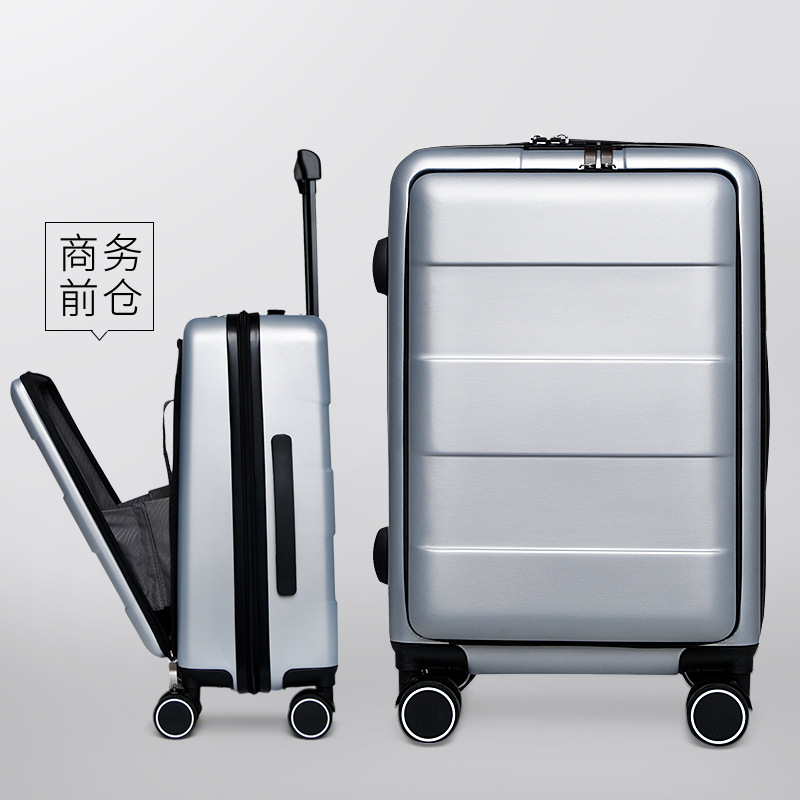M90 thị trường túi - Vali nhỏ phía trước bao máy tính túi xe đẩy túi phổ quát bánh xe PC vali nam và