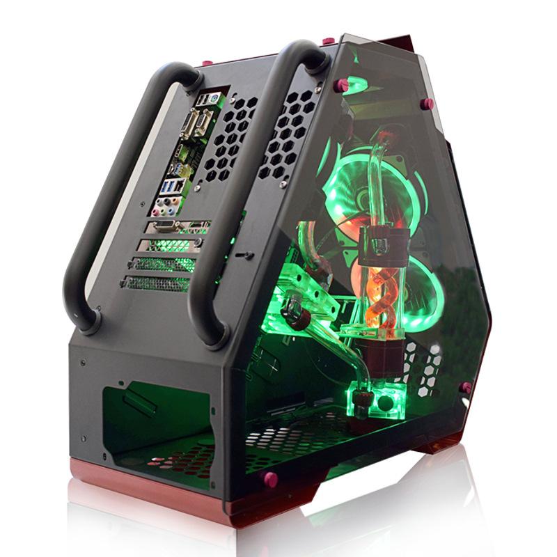 Game tách nhiệt độ phân tán nước giải nhiệt bộ bật bộ chế độ nóng đặc biệt của máy tính Xung quanh B
