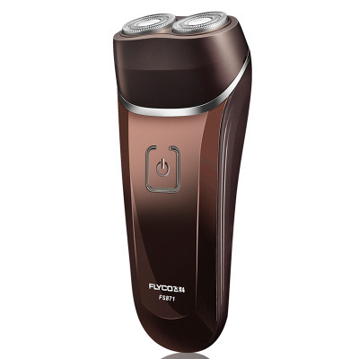 Flyco Feike Shaver 871 Washing Brown-red Electric Shaver Electric Smart Whole Body Washing Waterproo