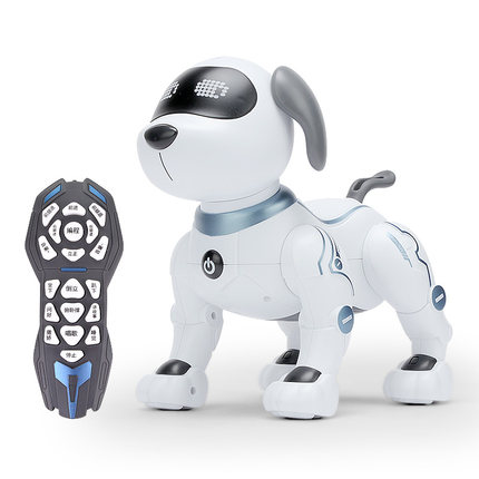 Rôbôt  / Người máy  Robot thông minh điều khiển từ xa trẻ em lập trình đồ chơi đóng thế chó đi bộ đ