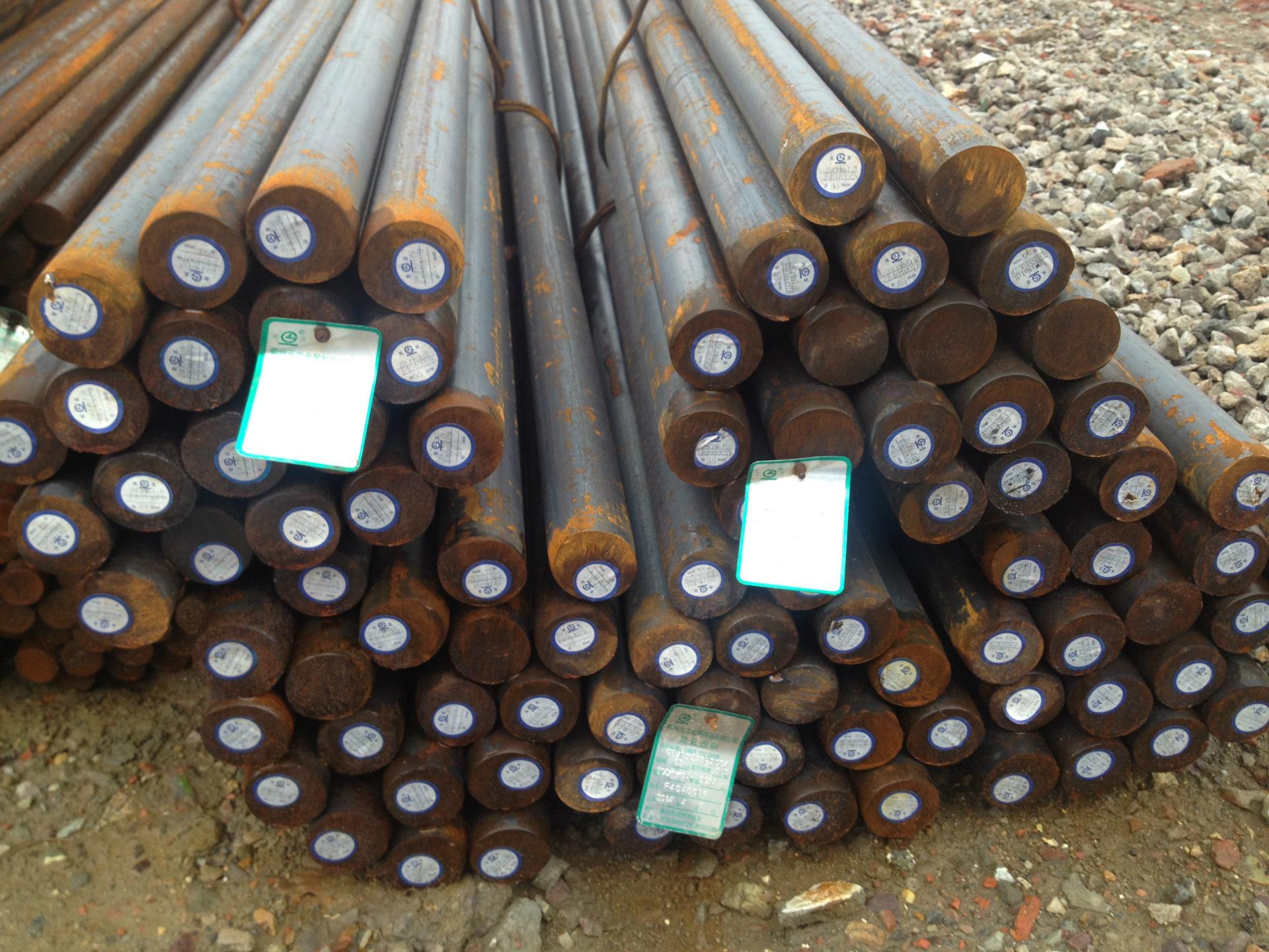 Round steel carbon round general round